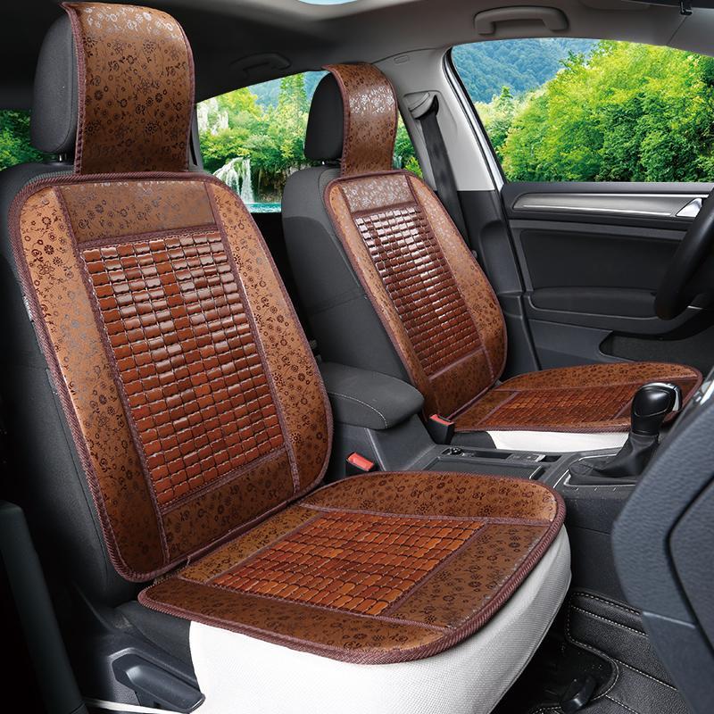 五菱宏光s荣光之光夏季竹片汽车坐垫面包轿车座套前排单个凉座垫