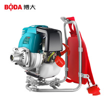 Boda lawnmower cutting and milling Machine four stroke backpack planer side hanging gasoline lawn machine multi-functional agriculture
