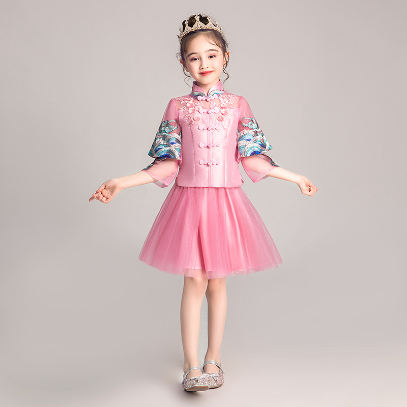 Нарядные платья для девочек Артикул 589411991242