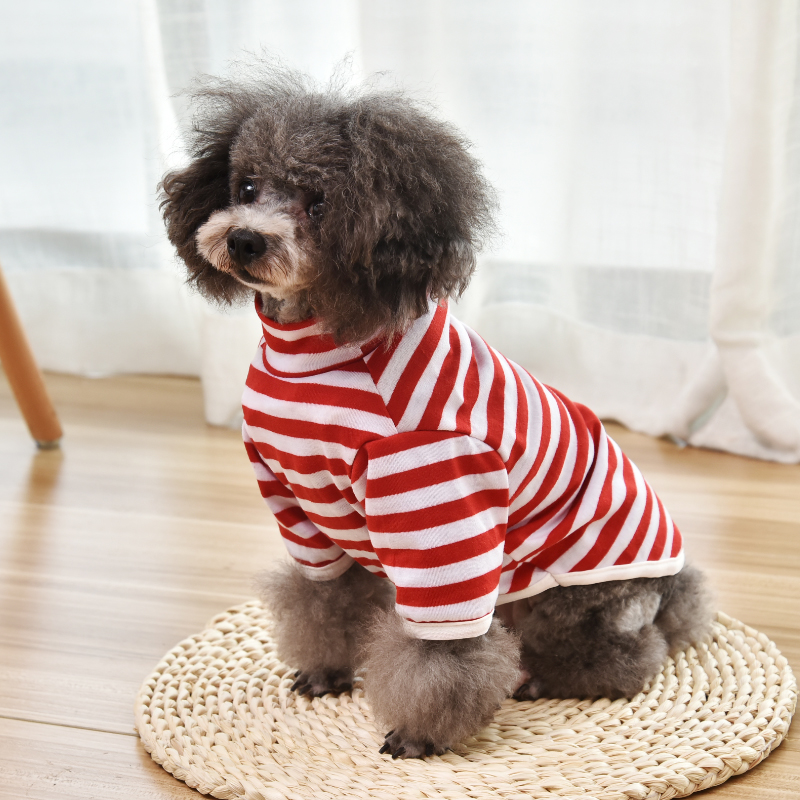 Puppy Clothes Spring and Autumn Thin Tidby Bear Bomei Puppy Small Dog Pet vest Cat Spring Fashion Brand