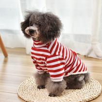 小狗狗衣服秋冬装泰迪比熊博美小型幼犬宠物背心猫咪潮牌秋季薄款