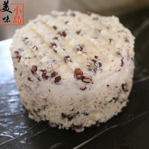 领2元券购买崇明特产崇明糕(红豆桂花糕)传统手工糕点年糕糯米糕3斤装包邮
