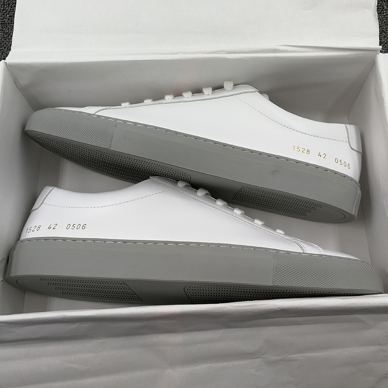 common小白鞋女明星同款加绒真皮平底系带板鞋刘雯情侣休闲运动鞋图片