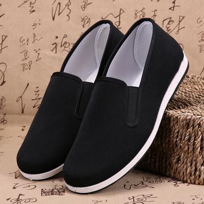老北京软底防滑耐磨休闲透气45布鞋