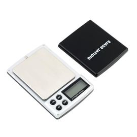 2020 Hot 500g x 0.01g Jewelry Weight Balance Scale Precision