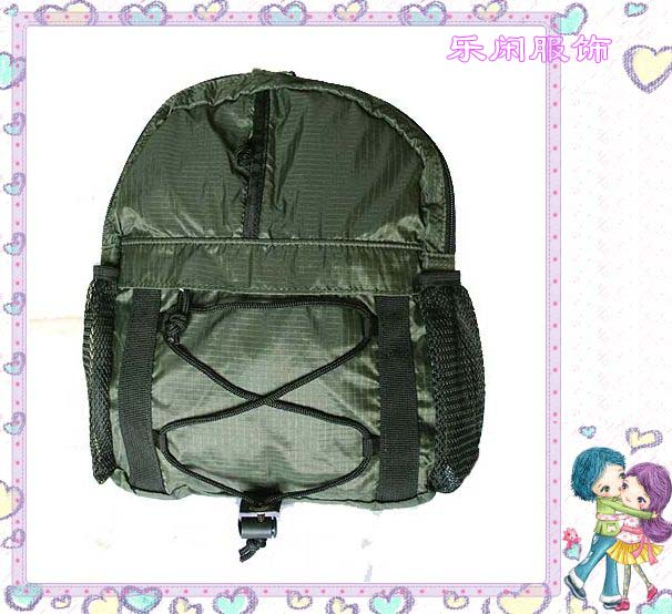 Childrens backpack special price extra single small schoolbag baby travel bag folding Mini Backpack