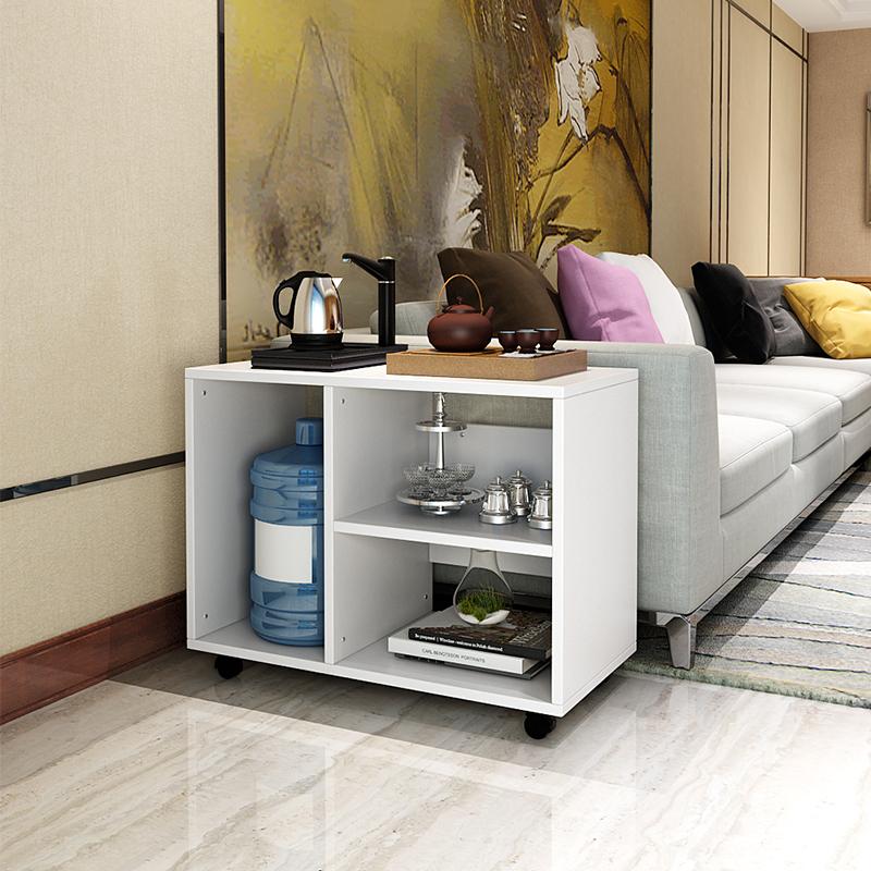 家用沙发边桌电脑桌懒人桌可移动茶几便携边几角几移动小茶桌