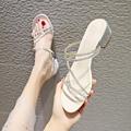 女鞋夏季2020新款时装凉鞋