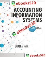 Accounting Information Systems 10th Edition by James A. Hall