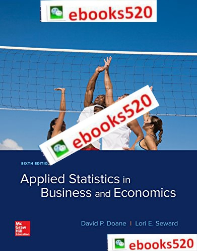 Applied Statistics in Business and Economics 6th