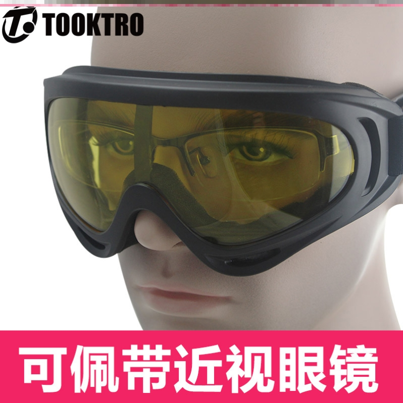 Windbreak sand riding glasses mountain bike sports glasses myopia bike outdoor running Sunglasses motorcycle