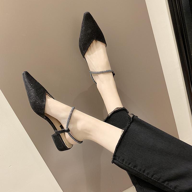 网红女鞋凉鞋用着质量怎么样