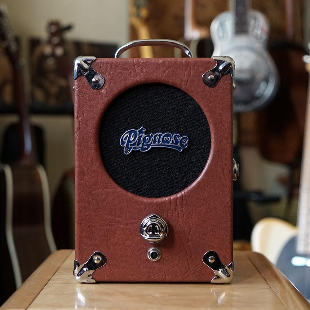 Сша Pignose7100 свинья нос губная гармоника гитара портативный динамик подарок источник питания