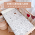 Love INS Nordic Newborn Baby Bed Cover Breathable Children's Sheet Cotton Twill Mattress Cover Baby Bedding Customization