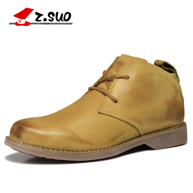Boots, work clothes, leather boots, mens shoes, British Martin boots, mens jeans boots, short boots, fashion military shoes, mens shoes