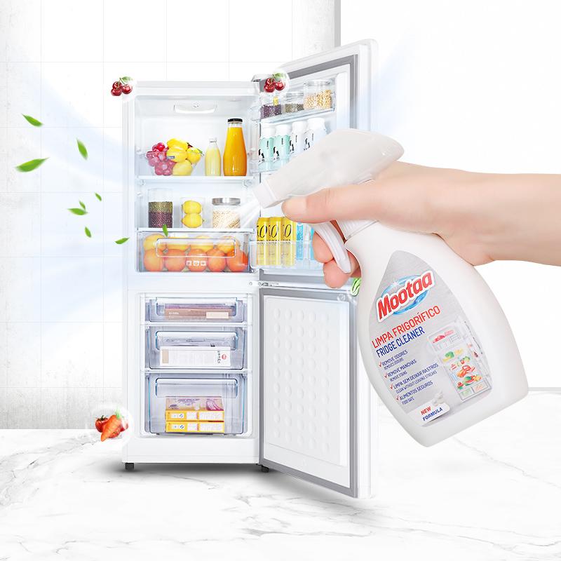 Mootaa冰箱清洁除臭清新剂除霉神器专用去异味消毒杀菌清洗家用