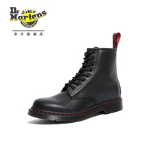 Dr. Martens 1460 Classic Nappa red 8-hole soft leather Martin boots song Yanfei same