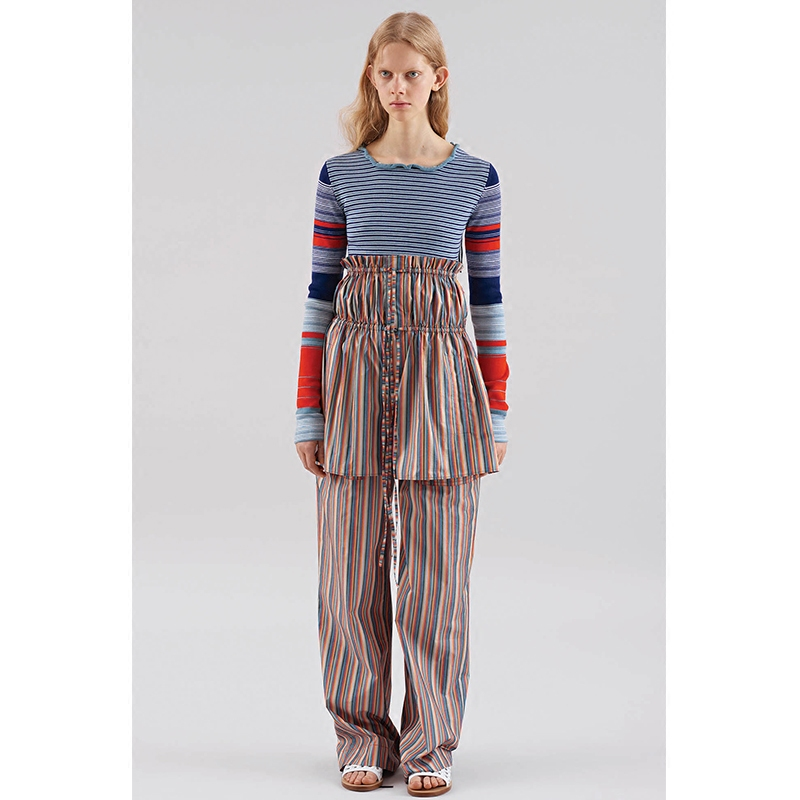 Ports 1961 womens knitted pullover pw118kfc68-ywvu012