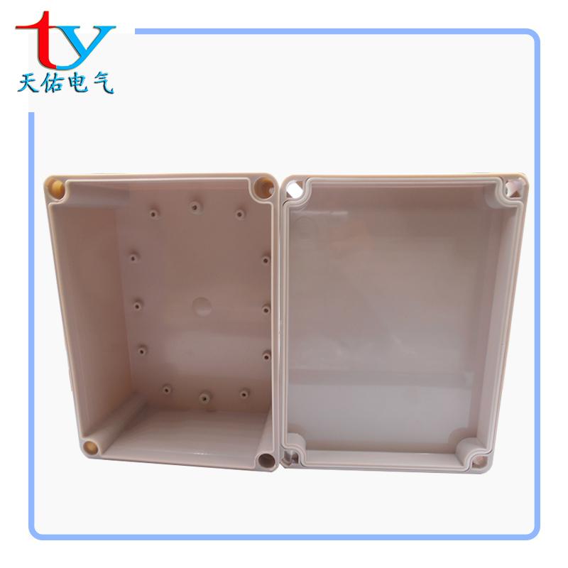 塑料端子盒 户外防水盒 200*150*100防水接线盒 锂电池盒 安防盒