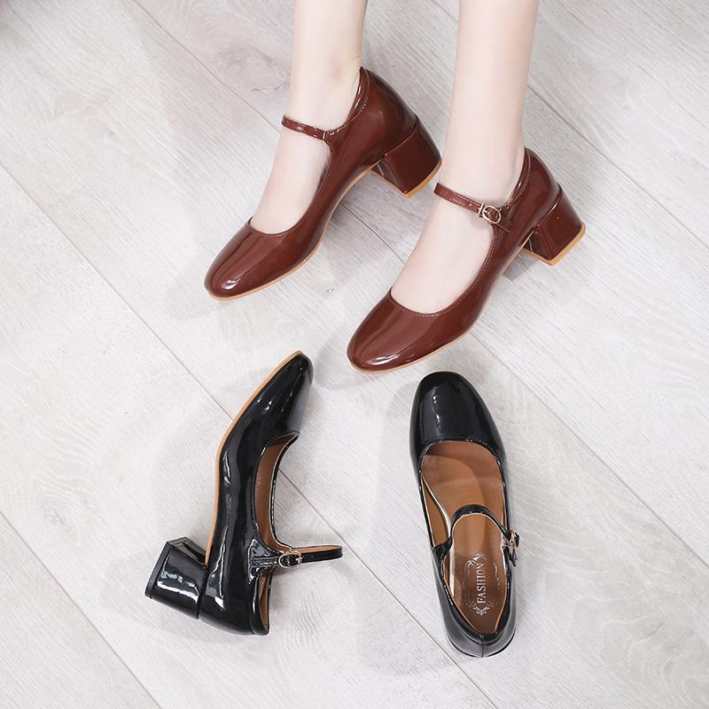 玛丽珍单鞋女
