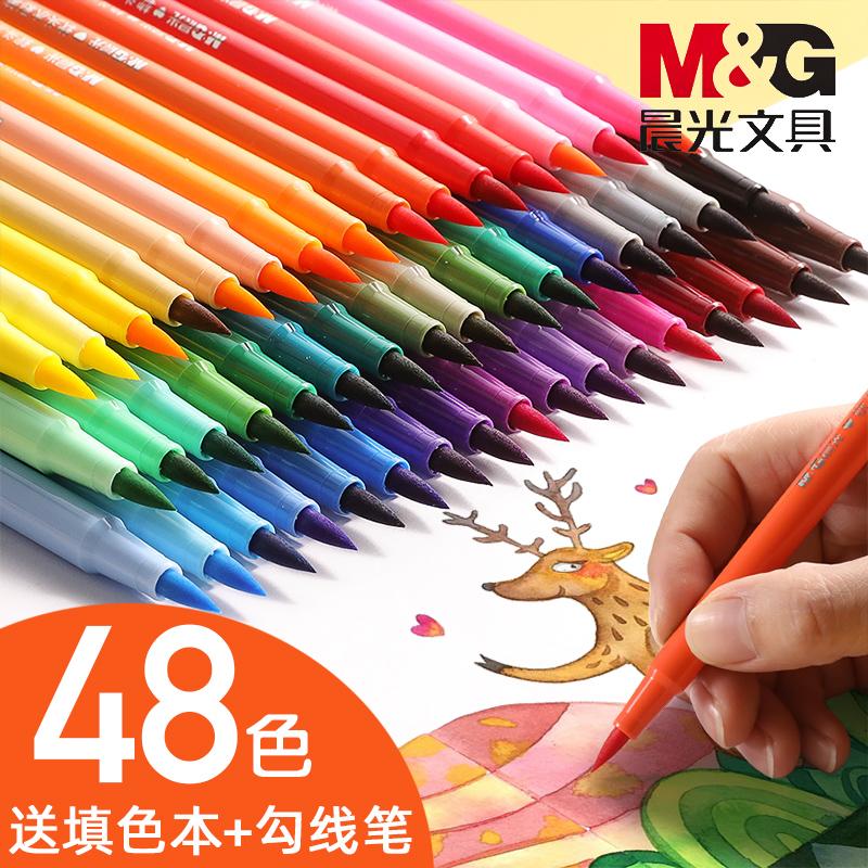 Фломастеры / Цветные ручки Артикул 562496449687