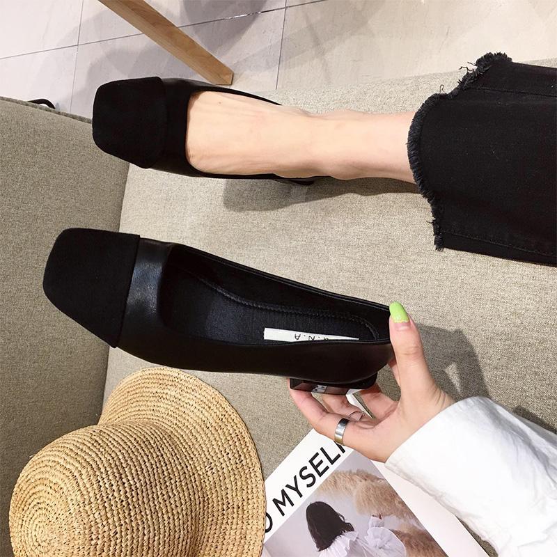 小清新少女高跟鞋是什么档次