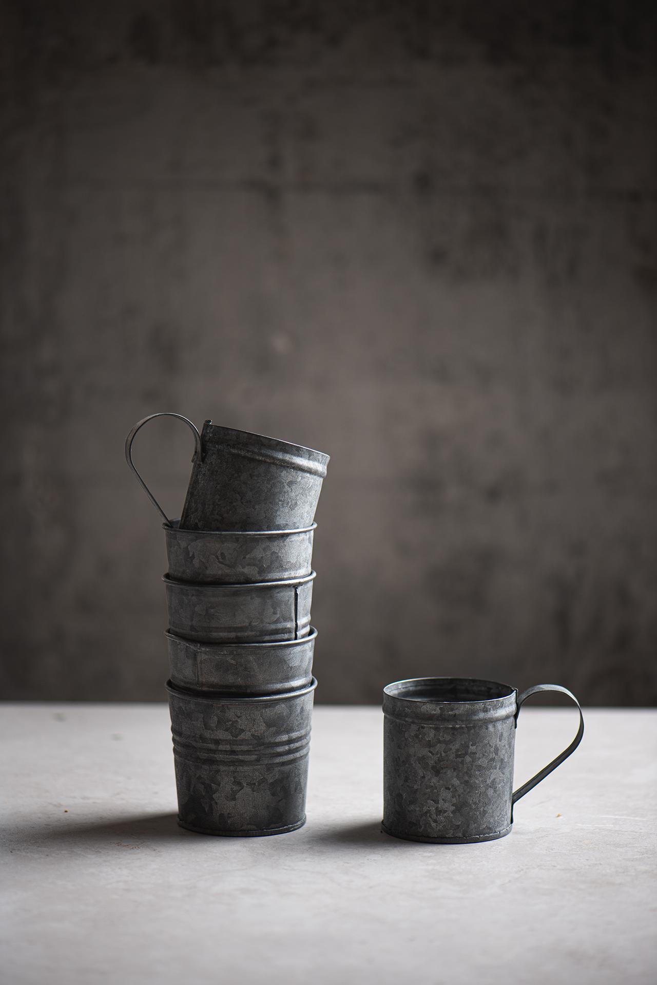 复古做旧铁皮罐子多肉植物花器家居装饰摆件美食摄影道具ins风