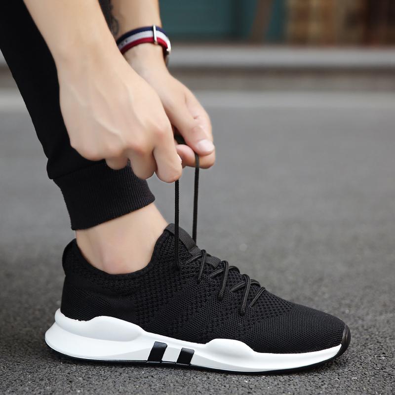 特大码男鞋2020新款夏季45运动休闲跑步潮鞋46透气47百搭网面鞋48
