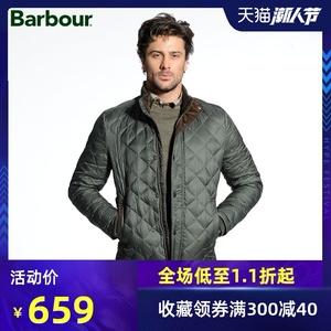 Barbour/巴伯尔 男装冬季合身版羽绒服 BW16WJ804
