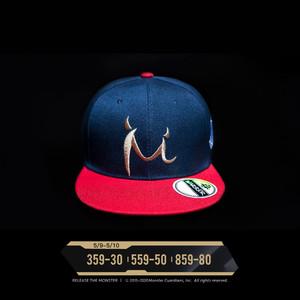monster guardians msgd品牌棒球帽