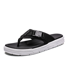 Flip flops for men 2019 new summer men's sandals soft bottom personalized beach sandals for men fashion wear