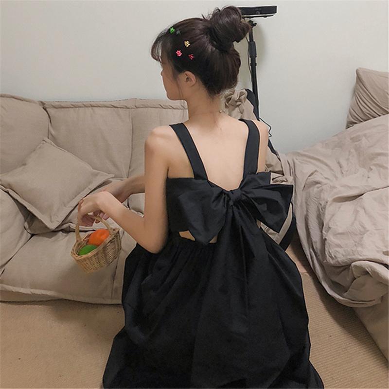 法国小众桔梗仙女超仙森系夏连衣裙热销39件五折促销
