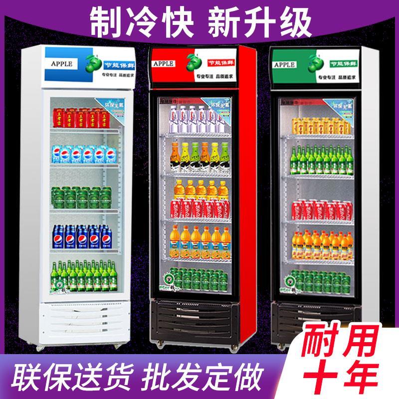 冷藏展示柜商用立式啤酒柜保鲜柜