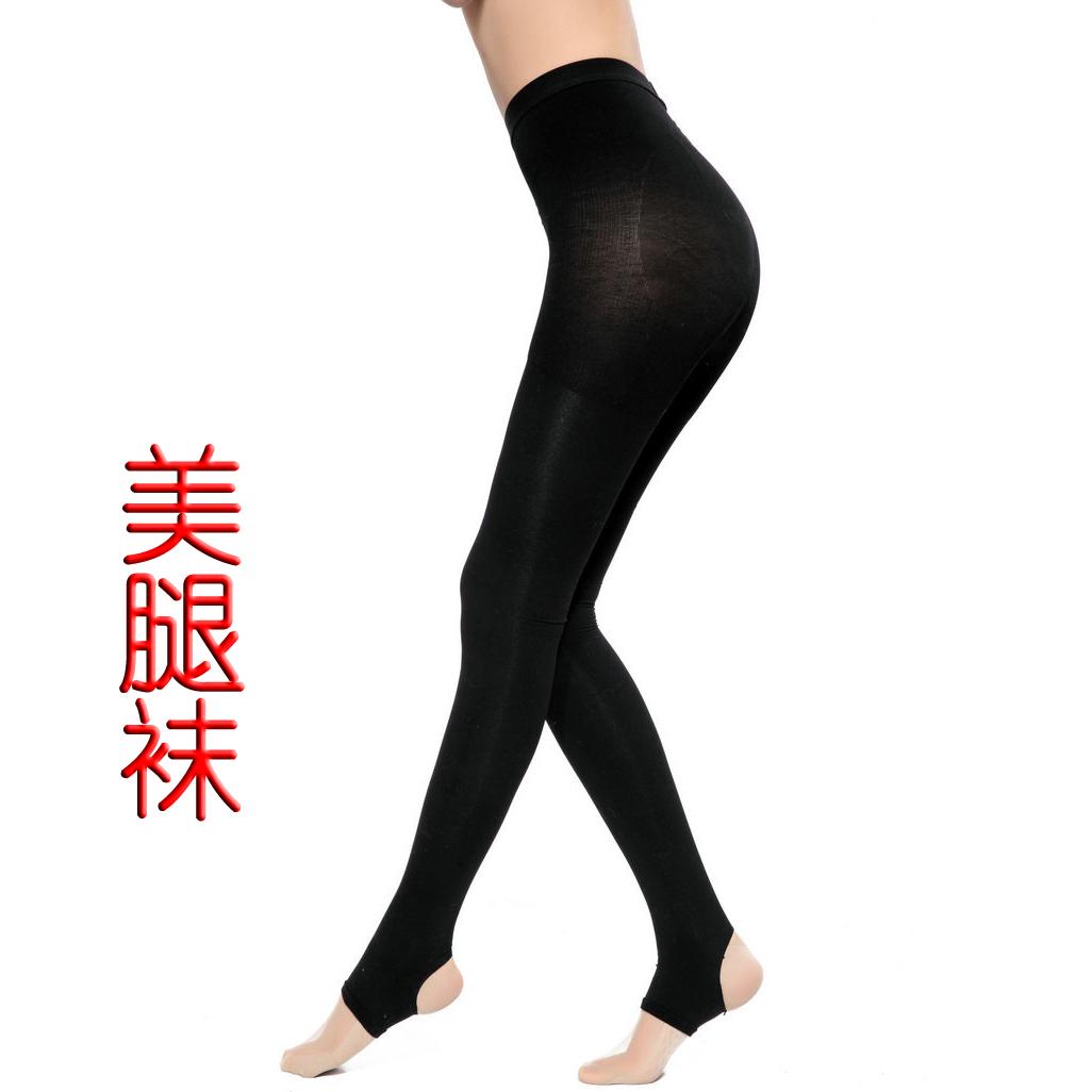 正品瘦腿袜夏薄款弹力裤袜美腿塑型塑身裤抽脂吸脂术后加压防曲张