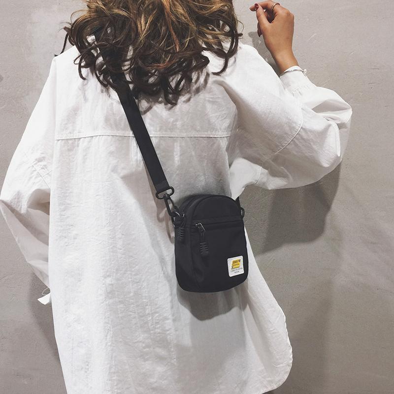 11月27日最新优惠放手机的小包包迷你布艺手机包女斜挎夏天百搭韩版零钱包蹦迪小包