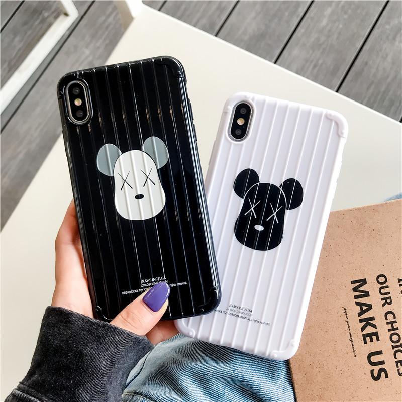 (用12.1元券)潮牌卡通熊vivoz5x iqooneo手机壳