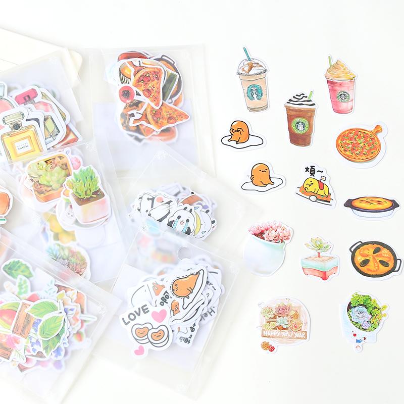 Корея мультики творческий рука проводка наклейки выражение наклейки рука счет периферия DIY декоративный дневник это наклейки пакет наклейка