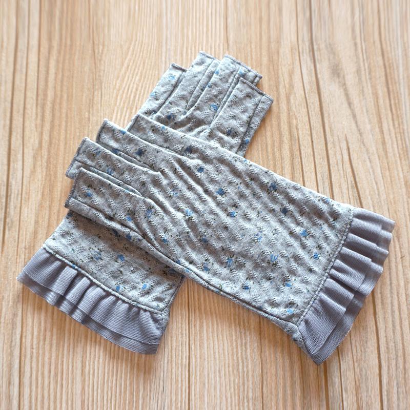Женские перчатки без пальцев Артикул 613817259578