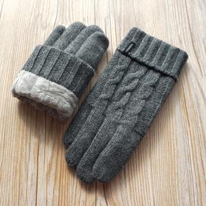 瑞迪卡欧秋冬天男士骑行车保暖手套