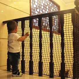 儿童楼梯阳台防护网防坠网楼梯防护网儿童安全网护栏网宝宝隔离网图片