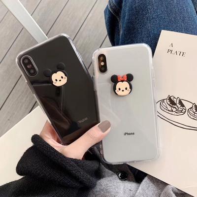 iphone 8 plus透明壳专卖店