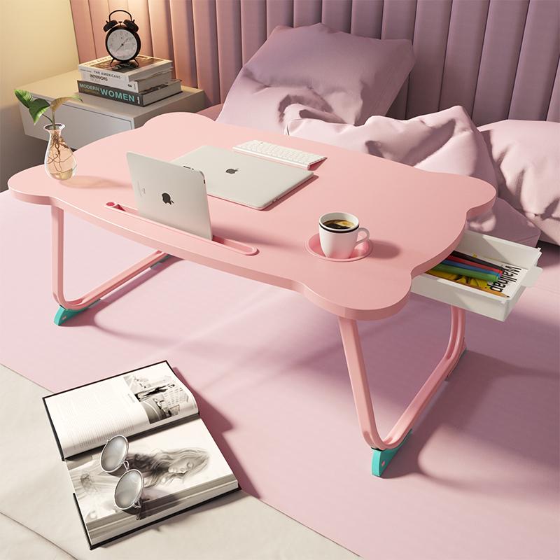 床上折叠懒人桌大学生宿舍电脑桌