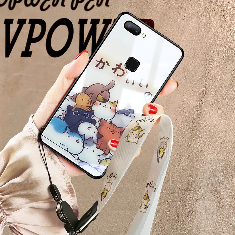 vivox20手机壳x20plus女款x9玻璃vivonex全包x21超薄nex潮创意个性x9s防摔潮牌vivo硬壳puls潮女9plus男镜面