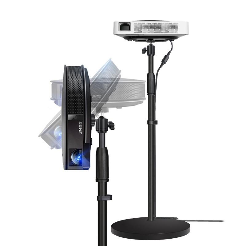 思影PB01S微型投影仪支架落地家用极米Z6X坚果G7 i6当贝D1小米青春版峰米魔屏A1 M1投影机支架床头伸缩架子