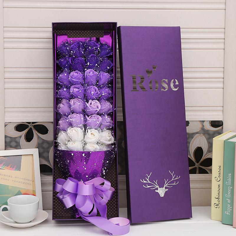 七夕情人节礼品送女友老婆惊喜浪漫特别创意实用女生闺蜜生日礼物