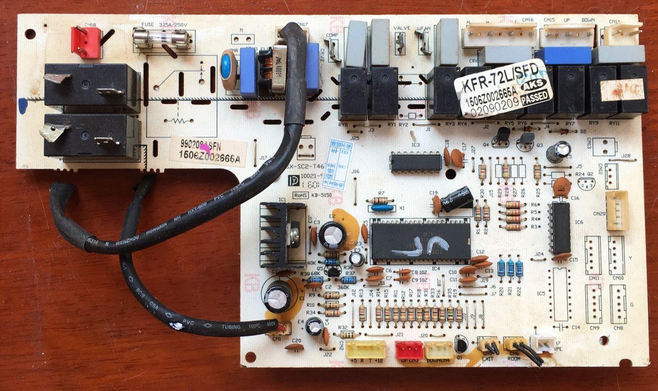 奥克斯空调主板电脑板主板