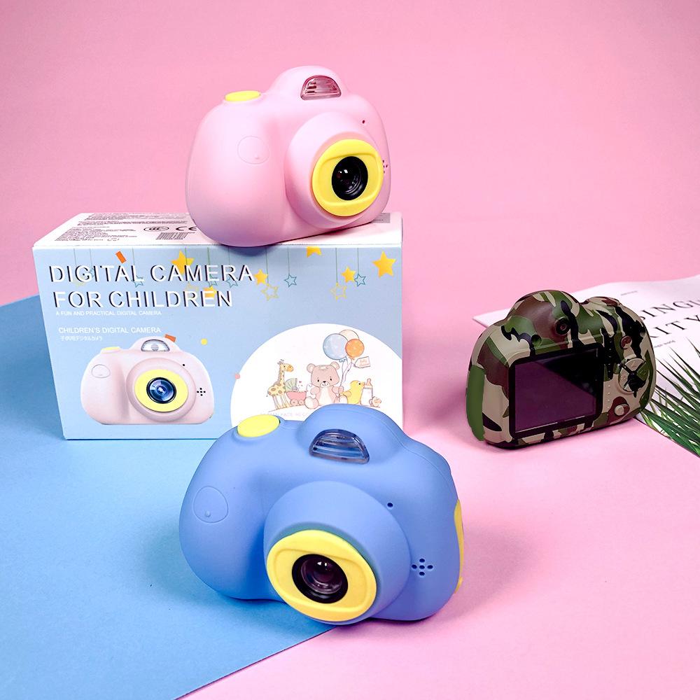 儿童迷你数码照相机小单反可玩具券后235.00元