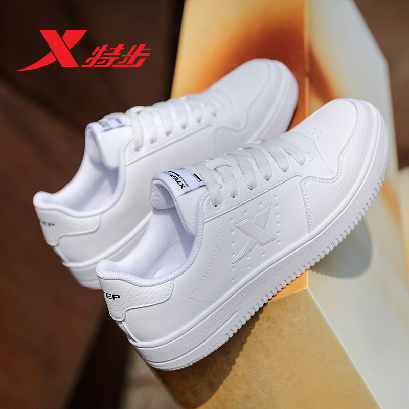 Tete women's shoes shoes 2021 new spring and summer low-top casual sports shoes students are lightweight and breathable white shoes