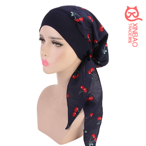 Women elastic headscarf ladies cap muslim head scarf женщина шарф, цена 199 руб