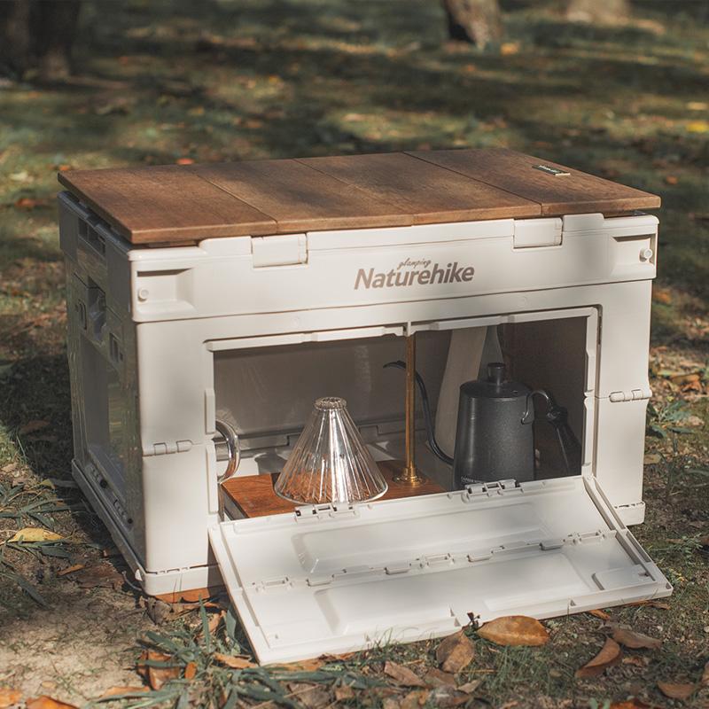 Naturehike挪客折叠收纳箱收纳家用车载大容量户外装备旅行整理箱